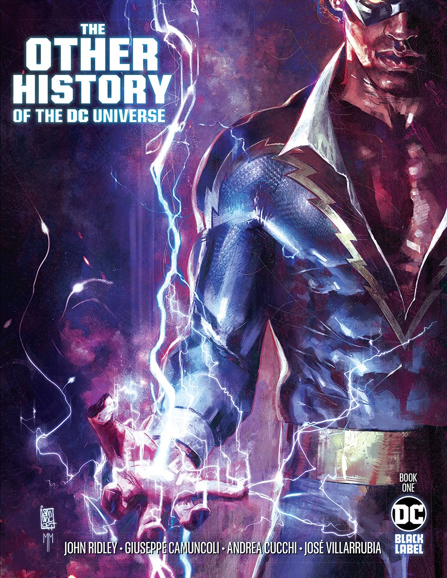 THE OTHER HISTORY OF THE DC UNIVERSE #1 (OF 5)