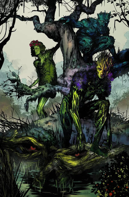 FUTURE STATE SWAMP THING #1 CVR B