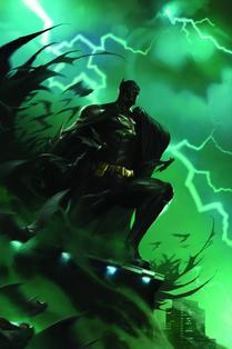 FUTURE STATE THE NEXT BATMAN #2 CVR B