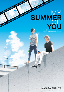 MY SUMMER OF YOU GN VOL 01