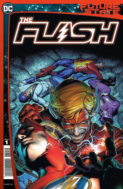 FUTURE STATE THE FLASH #1 CVR A