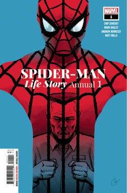 SPIDER MAN LIFE STORY ANNUAL #1