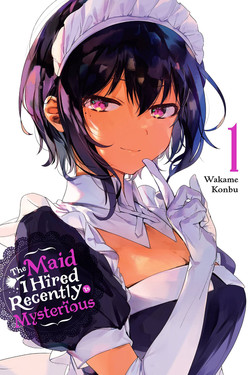 MAID I HIRED RECENTLY IS MYSTERIOUS GN VOL 01