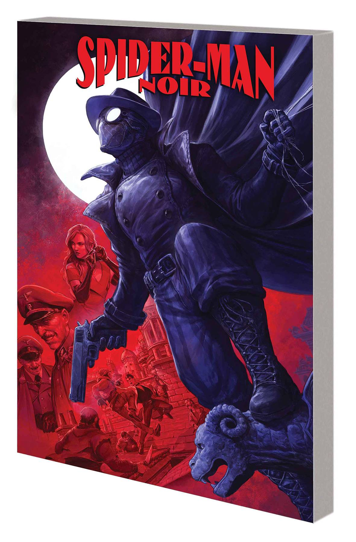 SPIDER-MAN NOIR TP TWILIGHT IN BABYLON