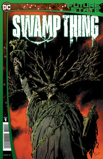 FUTURE STATE SWAMP THING #1 CVR A
