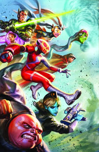 FUTURE STATE LEGION OF SUPER HEROES #1 CVR B