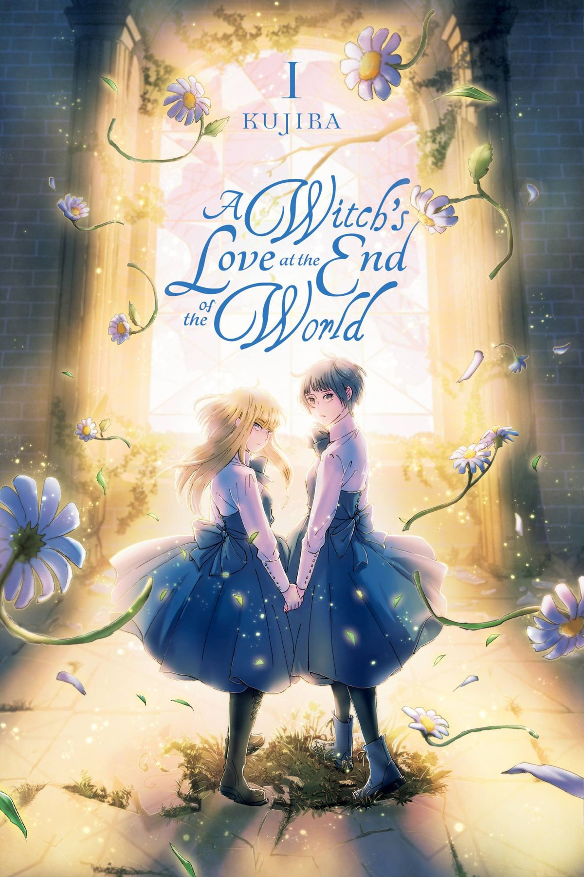 A WITCH'S LOVE AT THE END OF WORLD GN VOL 01