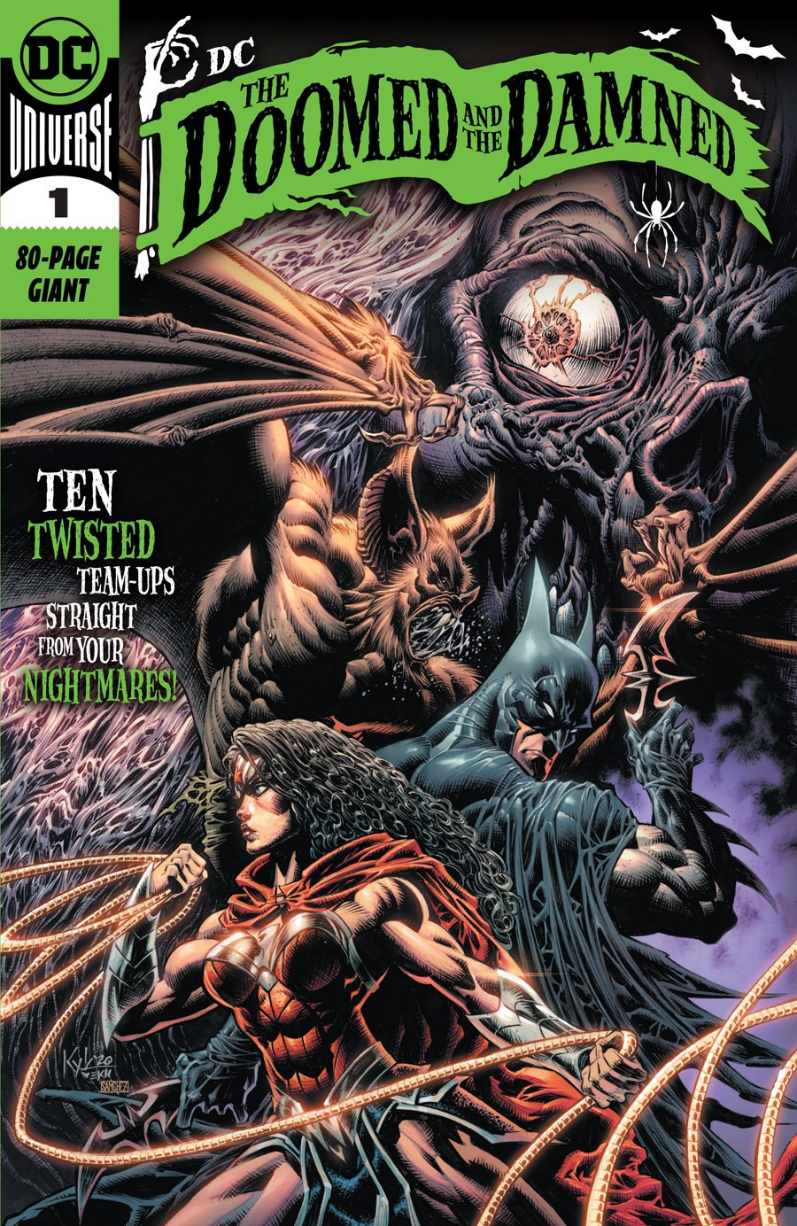 DC the Doomed and the Damned #1(one shot)