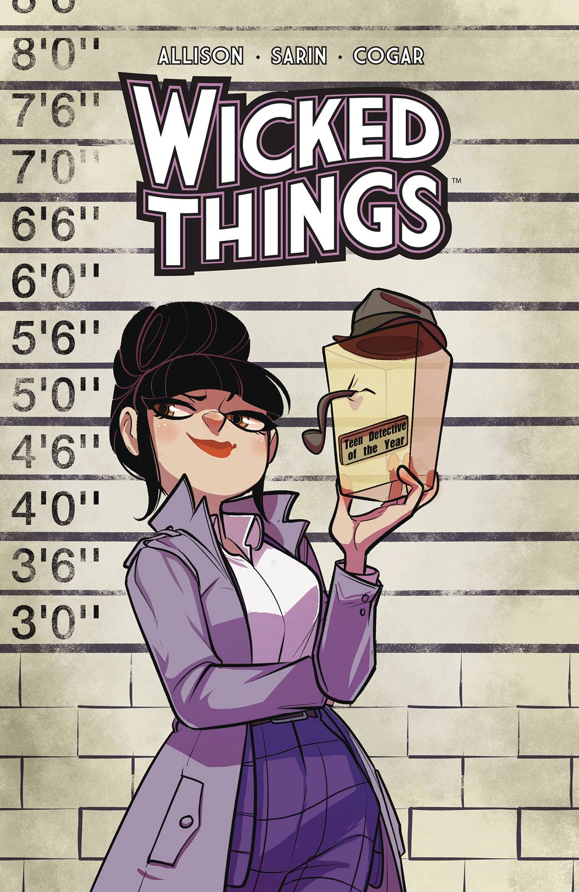 WICKED THINGS TP
