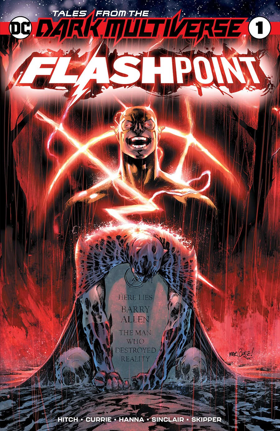 TALES FROM THE DARK MULTIVERSE: FLASHPOINT #1 (ONE SHOT)