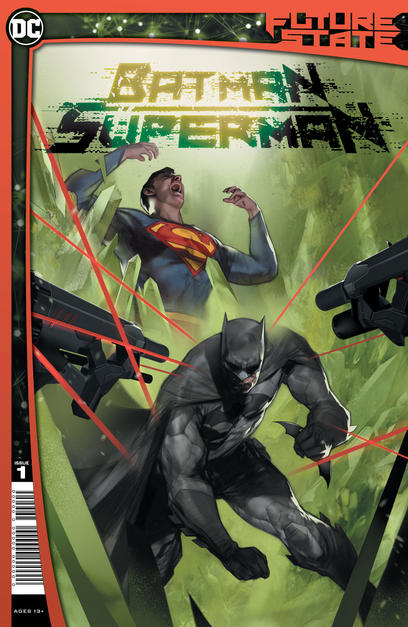 FUTURE STATE BATMAN SUPERMAN #1 CVR A