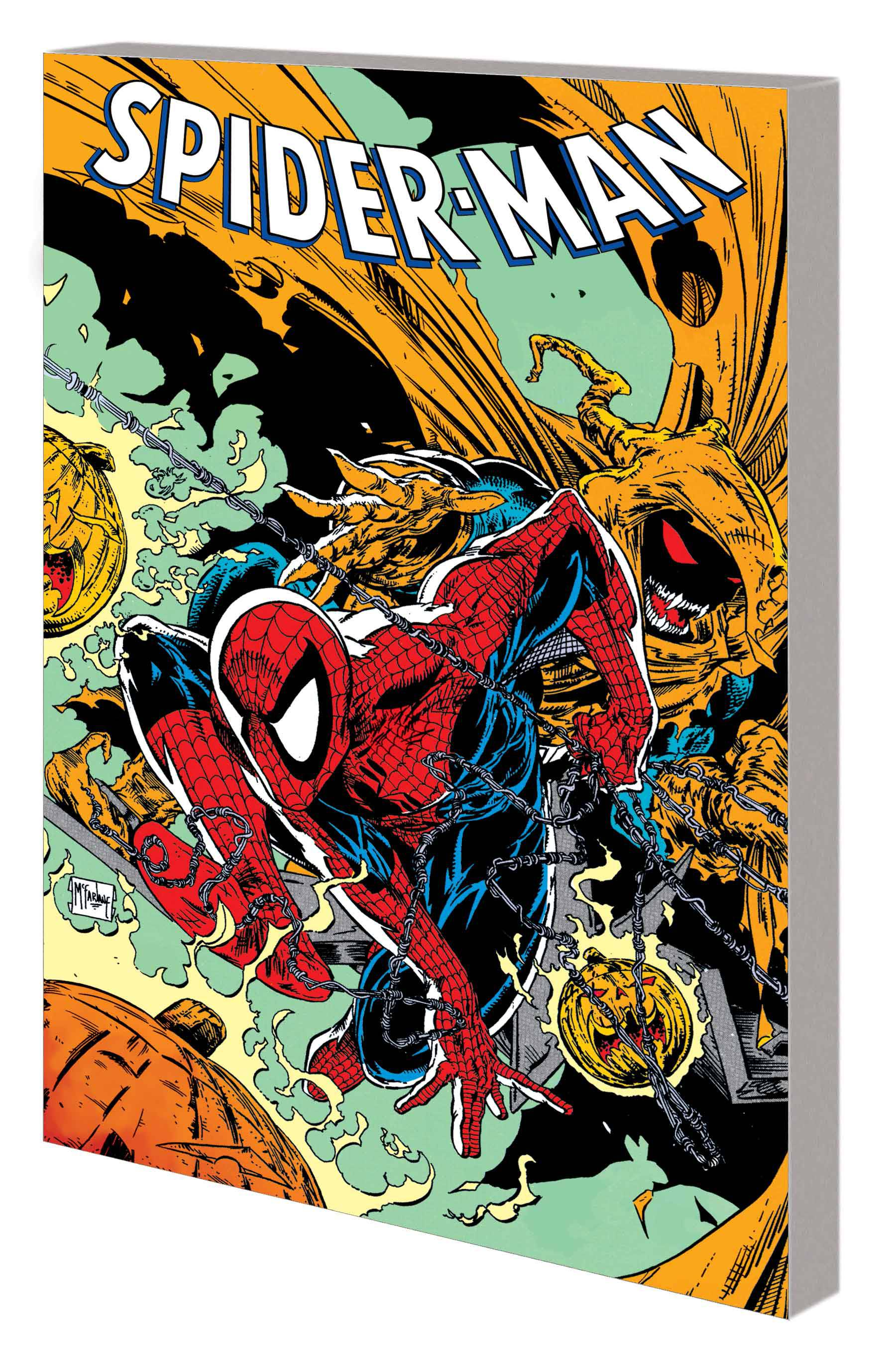 SPIDER-MAN BY TODD MCFARLANE COMPLETE COLLECTION