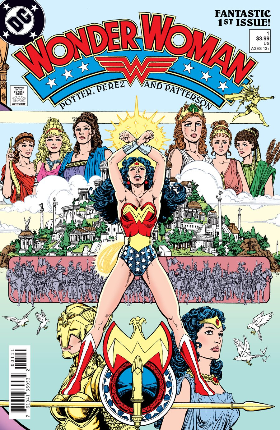 Wonder Woman #1 Facsimile ED