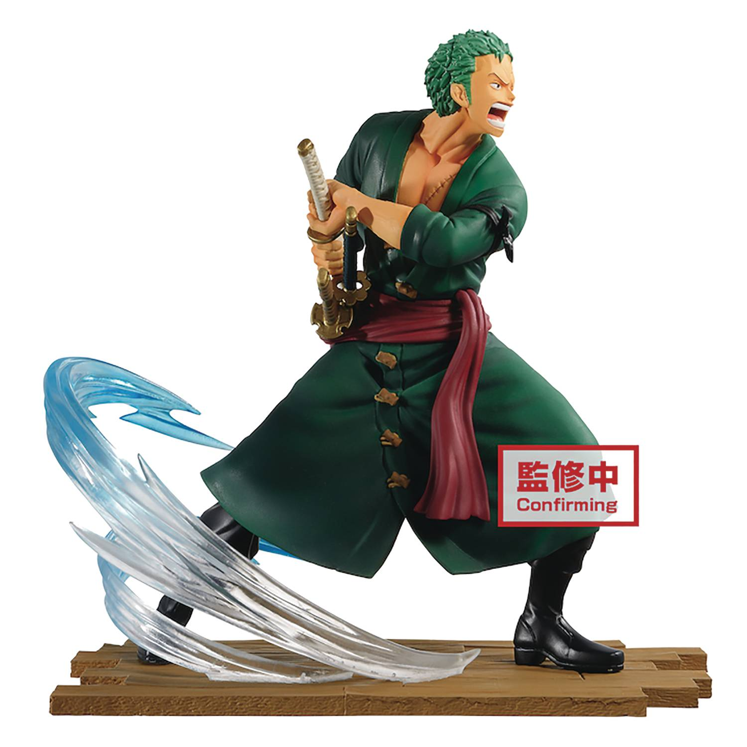ONE PIECE LOG FILE SELECT FIGHT V1 ZORO DXF FIG