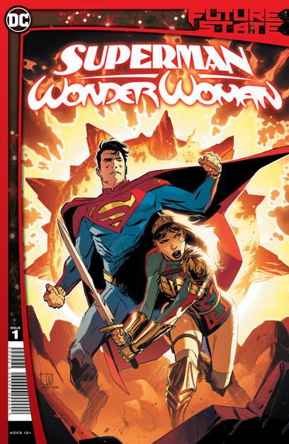 FUTURE STATE SUPERMAN WONDER WOMAN #1 CVR A