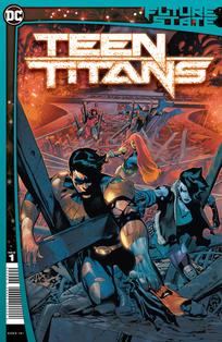 FUTURE STATE TEEN TITANS #1 CVR A