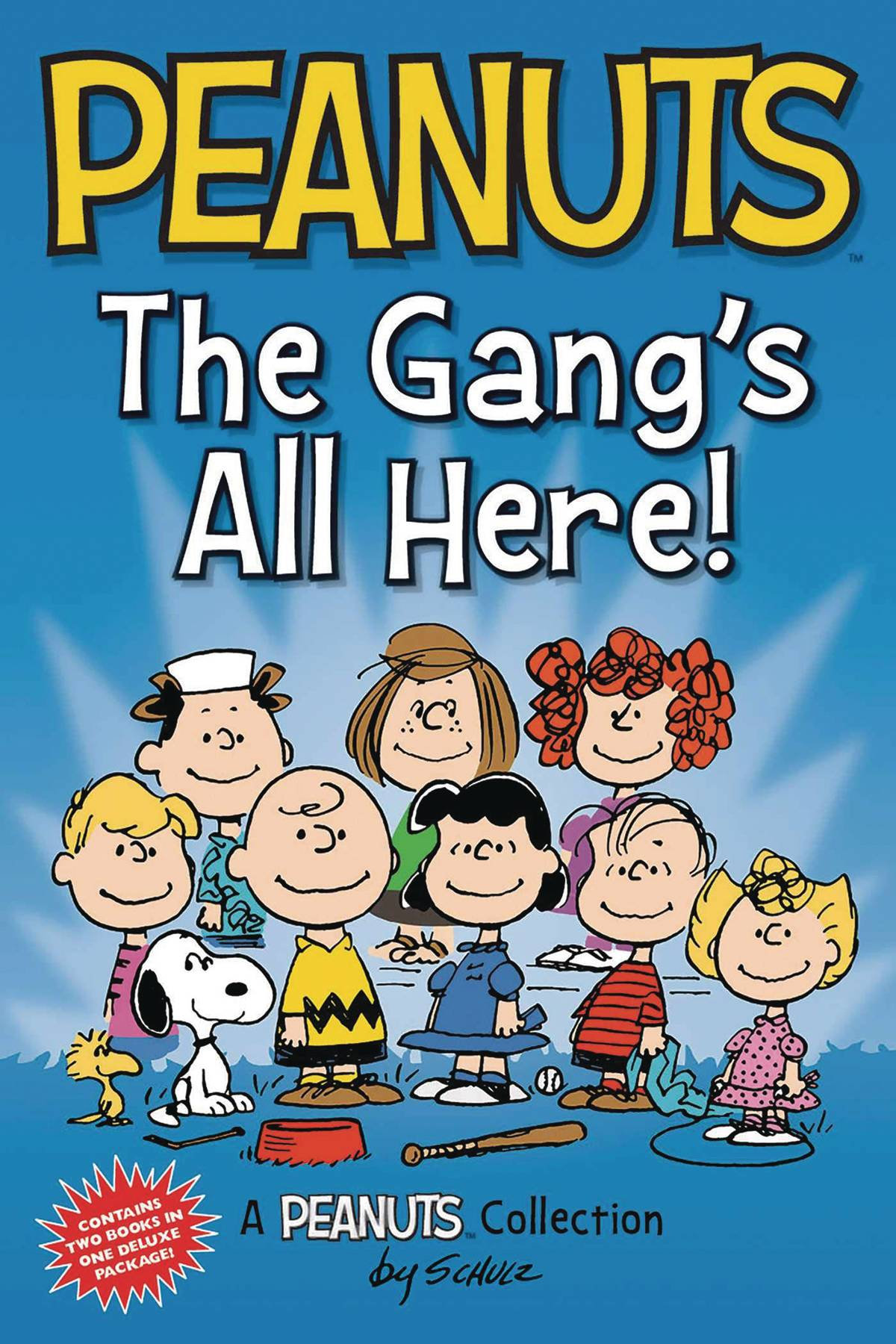 PEANUTS TP THE GANG'S ALL HERE!