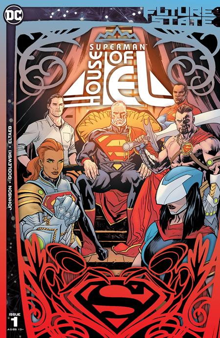 FUTURE STATE SUPERMAN HOUSE OF EL #1