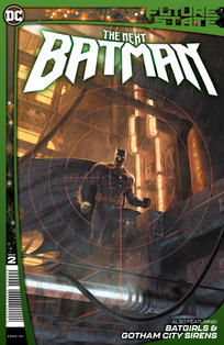 FUTURE STATE THE NEXT BATMAN #2 CVR A