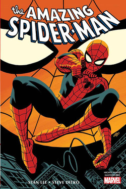MIGHTY MARVEL MASTERWORKS: AMAZING SPIDER-MAN GREAT POWER GN TP