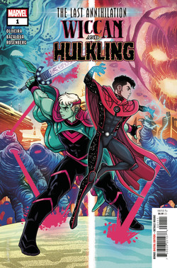WICCAN AND HULKLING SPEC #1
