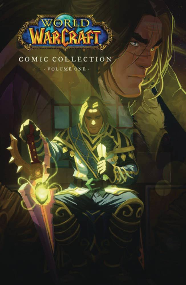 WORLD OF WARCRAFT COMIC COLLECTION HC VOL 01
