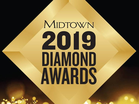 BEST OF RALEIGH - Midtown Magazine's 2019 Diamond Awards
