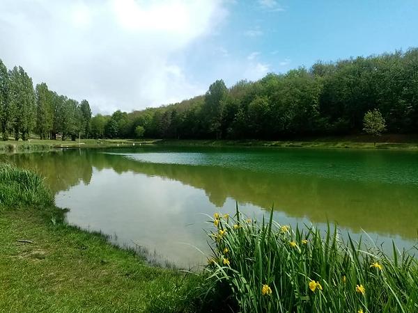 Lac d'Ecoute s'il Pleut