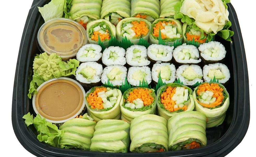 Vegetarian Family Party Tray.JPG