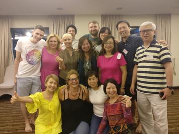 TCP Mar 2018, Singapore participants