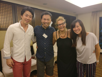 Singapore, Japan Country Leaders with Efrat Shani, Mar 2018