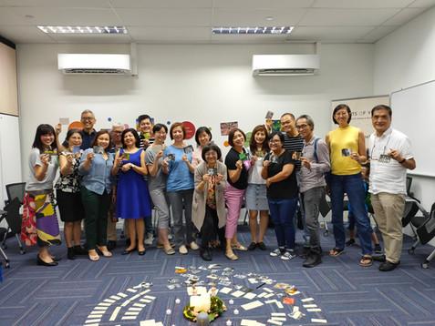 Singapore Tribe Meeting Aug 2019