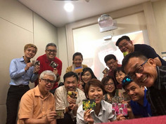 Singapore tribe meeting Apr 2019