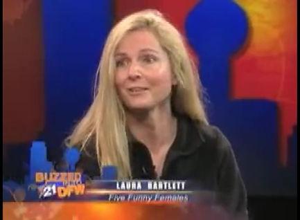 TX21-TV Dallas Comedy Four Funny Fem