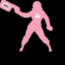 logo mckinney comedy club Four Funny Females