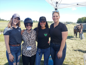 Talking Equestrian Helmets and Concussion Safety with Hunter Farms Staff