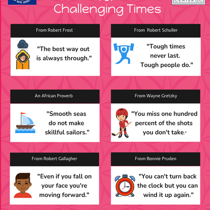 Download Inspiring Quotes for Challenging Times