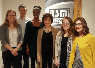 The RSM Psychology & Sports Concussion Center of New Jersey Team at our annual Open House 2016