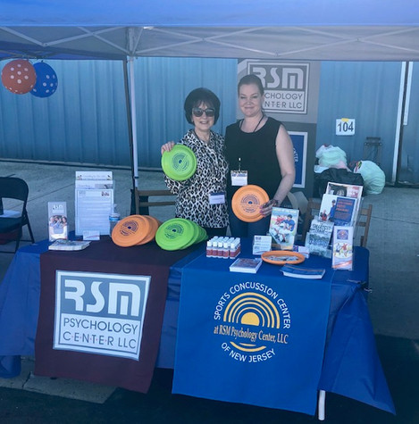Brain Health at the annual 2019 Montgomery FunFest
