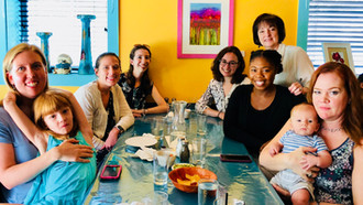 Our Centers' staff gathered at Tortuga's in Princeton for the annual End of Summer luncheon.