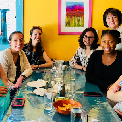 Our Centers' staff gatheredat Tortuga's in Princetonfor the annual End of Summer luncheon.