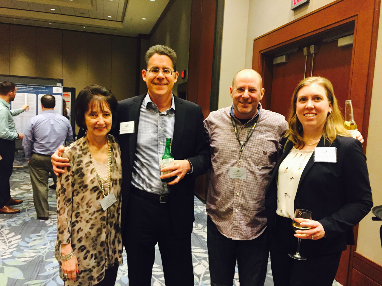 Drs. Moser, Murray, Iverson, Schatz