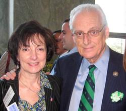 Dr. Moser and Congressman Pascrell