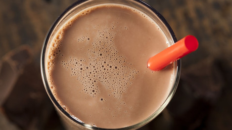 Can chocolate milk speed concussion recovery? Dr. Moser's response.