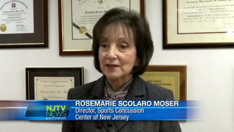 Dr. Moser Comments on New Guidelines for Youth Soccer for NJTV
