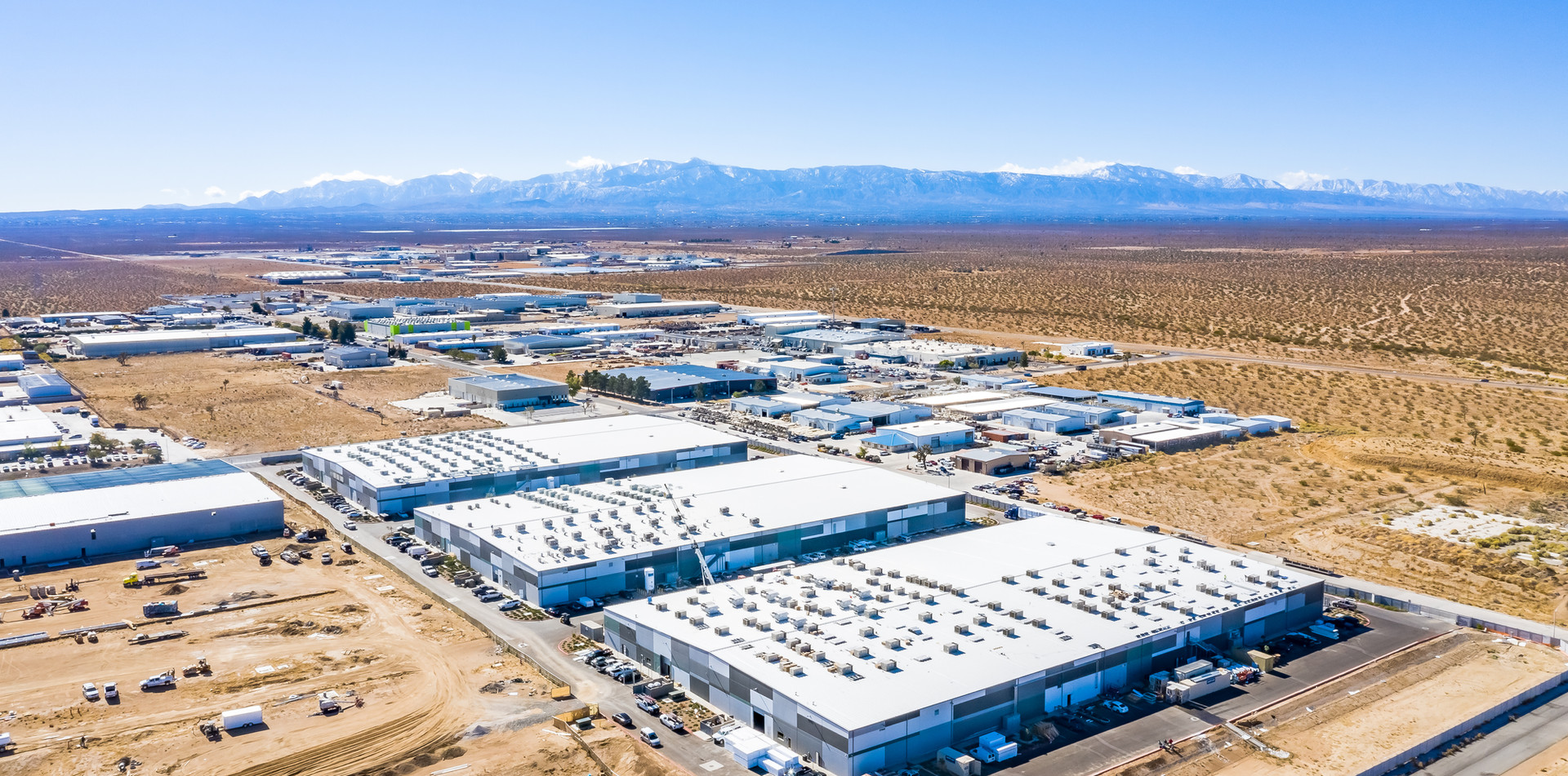 High Desert Facility