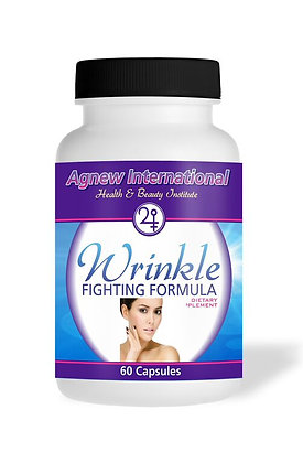 Wrinkle Fighting Formula- 60 Capsules