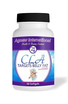 CLA Targets Belly Fat- 60 Softgels