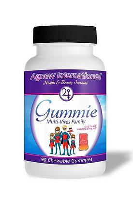 Gummie Multivites Family