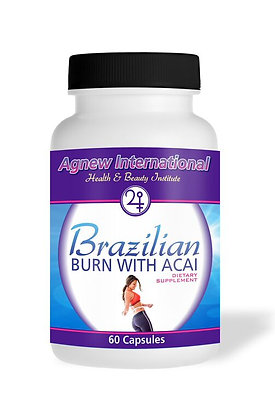 Brazilian Burn with Acai
